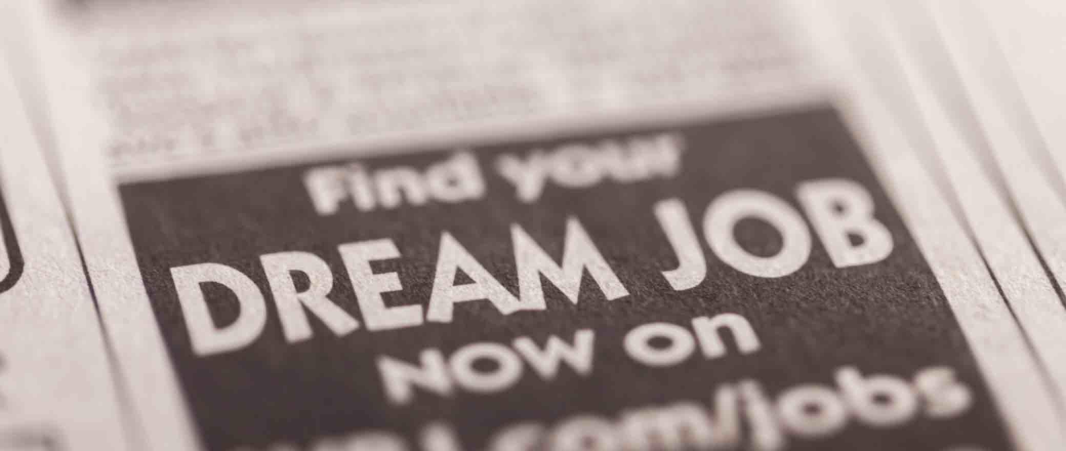 Décrocher le job de ses rêves